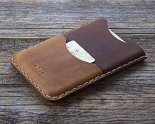 Estuche billetera personalizada para Microsoft Surface Duo, con bolsillos para tarjetas de crédito