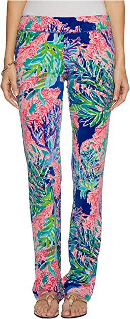 Lilly Pulitzer - Jordynne Velour Pants