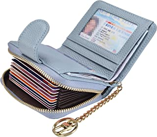 Panama Wallets For Men Women Long Leather Checkbook Card Holder Purse Zipper Buckle Elegant Clutch Ladies Coin Purse