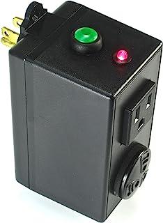 Power Fail Alarm - فوق العاده با صدای بلند، با چراغ قوه