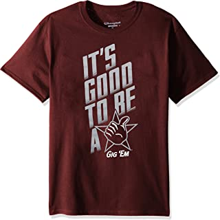 NCAA mens NCAA Men's Champ Short Sleeve Local T Shirt