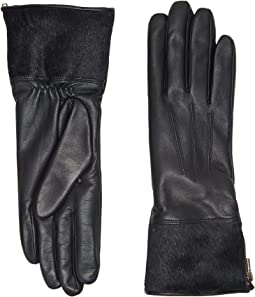 UGG - Animal Skin Smart Leather Gloves
