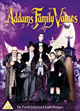 Addams Family Values Region2 Requires a Multi Region Player