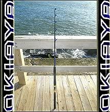 OKIAYA COMPOSIT 50-80LB Blueline Series Saltwater Big Game Roller Rod