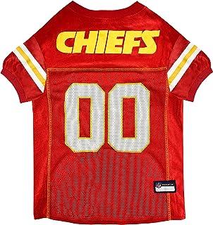 Mirage NFL Kansas City Chiefs Dog Jersey, Medium