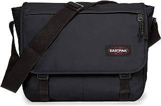 Eastpak Delegate + Sac Bandoulière, 38 cm, 20 L, Noir (Black)