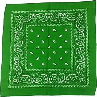 GIRRIJA Women's Cotton Bandanas (Multicolours, Free Size) - Pack of 3 Pieces
