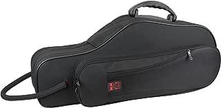 Kaces Lightweight Hardshell Alto Sax Case, Black (KBF-AS1)