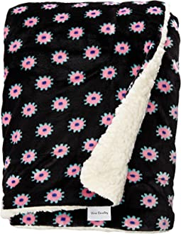 Vera Bradley - Cozy Life Throw Blanket