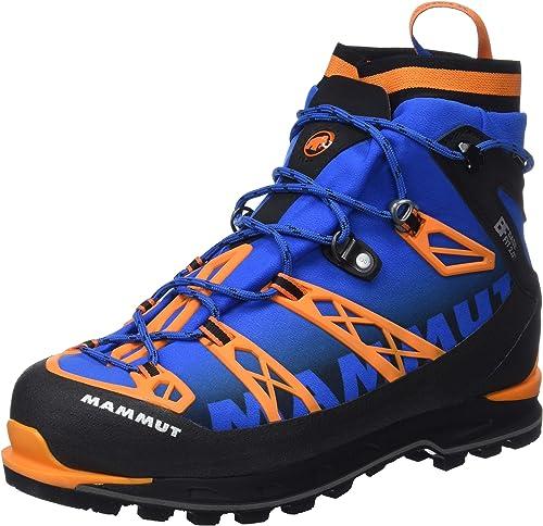 Mammut Nordwand Light Mid GTX, Chaussures de Randonnée Hautes Homme