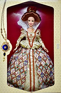 Barbie Elizabethan Queen The Great Era Collection Doll