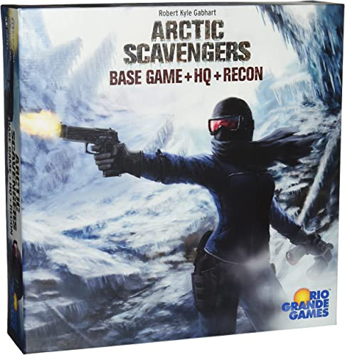 tienda de venta Arctic Scavengers  Base Game with HQ and Recon Expansions Expansions Expansions  calidad auténtica