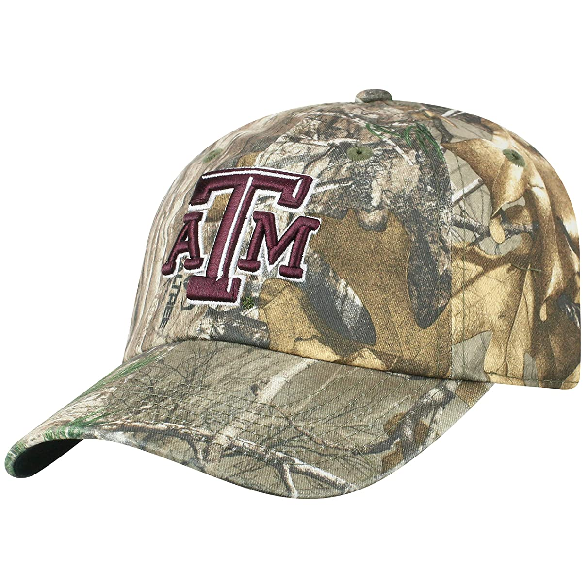 Top of the World NCAA Men's Hat Adjustable Real Tree Camo Icon