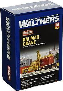 Walthers Cornerstone HO Scale Model  Kalmar Intermodal Container Crane Kit