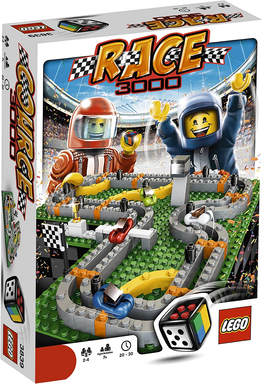 LEGO Race 3000Brettspiel Running