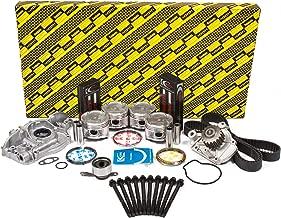 OK4028BM/0/0/0 92-95 Honda Civic Del Sol Vtec 1.6L SOHC D16Z6 Master Overhaul Engine Rebuild Kit