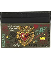 Dolce & Gabbana - Sacred Heart Card Holder