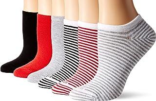 Cotton Liner Sport Socks 6 Pair Pack