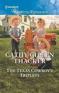 The Texas Cowboy's Triplets (Texas Legends: The McCabes Book 1693)