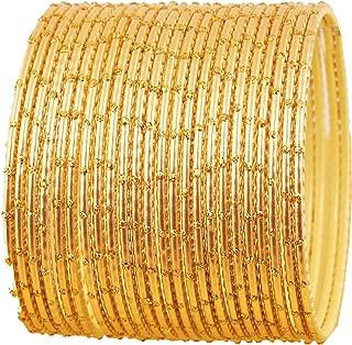 Best golden colour jewellery Reviews