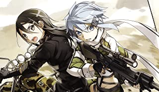 Sword Art Online 2 PLAYMAT CUSTOM PLAY MAT ANIME PLAY MAT #175