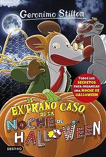 El extraño caso de la noche de Halloween: Geronimo Stilton 29