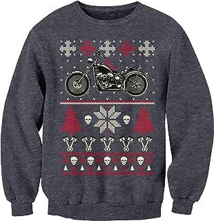 Best biker christmas sweater Reviews
