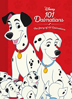 Disney 101 Dalmatians: The Story of 101 Dalmatians (Movie Collection Storybook)
