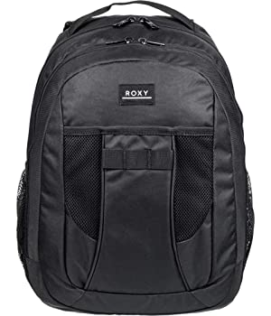 Roxy Just Be Happy Backpack (Anthracite) Backpack Bags