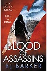 Blood of Assassins (The Wounded Kingdom Book 2) Kindle Edition