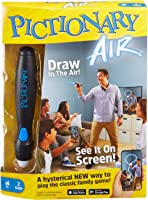 Pictionary Air Drawing Game, Family Game with Light-up Pen and Clue Cards, Links to Smart Devices, Makes a Great Gift...