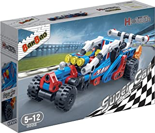 Banbao 6968 Fire Station Construction Set - 5 Years & Above - Multi Color