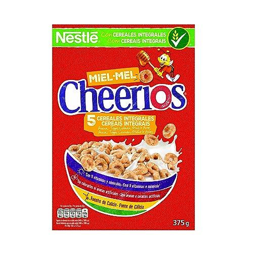 Cereales Cheerios Caja 375 gr
