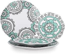 mandala plate design