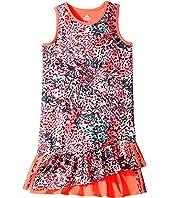 adidas Kids - Printed Sport Dress (Toddler/Little Kids)