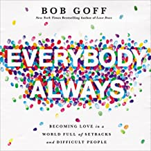 everybody always audiobook