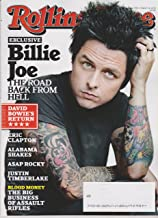 Rolling Stone Magazine (Mar 2013) Billie Joe Armstrong (Green Day) The Road Back From Hell