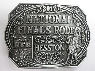 2017 nfr belt buckle