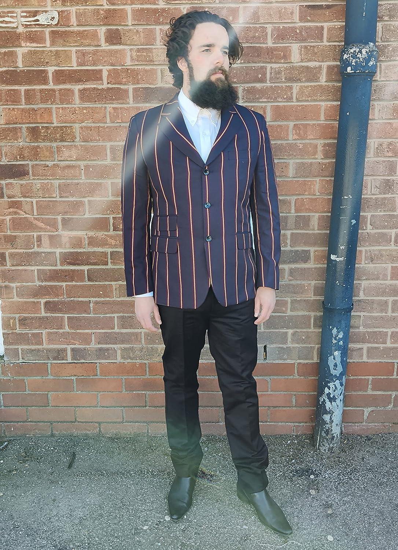 1960s Men's Clothing Relco Mens Weller Navy Boating Blazer Jacket £99.99 AT vintagedancer.com