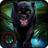 ブラックパンサーハンターワイルドサファリシム3 D FPSスナイパージャングル動物狩猟ゲーム