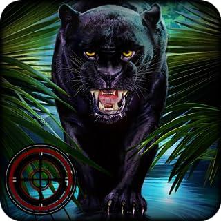 Black Panther Hunter Wild Safari Sim 3D FPS Sniper Jungle Animal Hunting Game