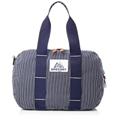 Duffle Bag XS: Hickory Stripe