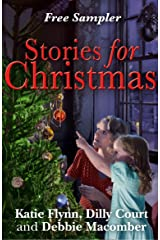 Stories for Christmas: Free heart-warming festive tasters from three bestselling authors Kindle Edition
