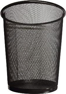 DIVCHI Circular Mesh Wastebasket Trash Can, Waste Basket Garbage Can Bin for Bathrooms, Kitchens, Home Offices, Dorm Rooms...