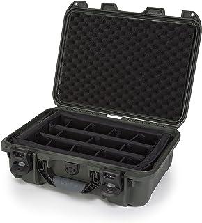 Nanuk 920 Hartschalenkoffer mit gepolsterten Trennwänden, wasserfest, hergestellt in Kanada