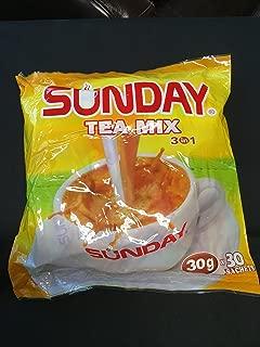 Sunday Tea Mix (Myanmar Style ျမန္မာလက္ဖက္ရည္)