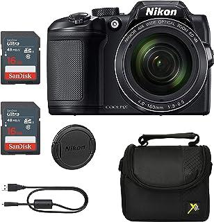 Executive Prices Classic Bundle for Nikon B500 Coolpix Camera (Black)