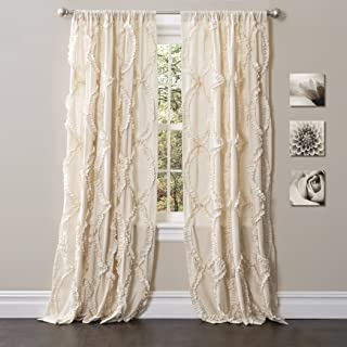 bohemian curtain panels