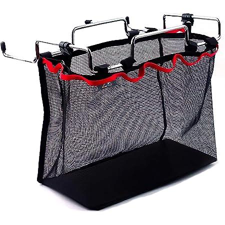 campstyle キャンプテーブル 収納 テーブルサイド ラック キャンプ用品 テーブルアクセサリー 大容量 収納袋付き