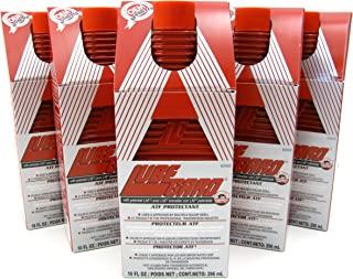 LUBEGARD Lube Gard Automatic Transmission Fluid ATF Synthetic Additive Red 60902 6 pack